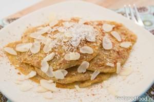 Ontbijt - Easy banaan pannenkoekjes (Small)